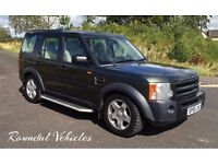 """Land Rover Discovery 3 2.7 Tdv6 """"S"""" auto EXTENSIVE HISTORY !! 12 months mot , 2 keys LOVELY CAR !!"""
