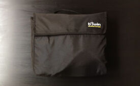 Bike transport cover, bag B'TWIN
