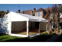 Marquee Hire for any event, local, independent and professional.