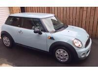 Mini one 30,000 miles