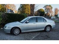 2005 Rover 75 2.0 CDTi Connoisseur SE Diesel Auto 86.5 K miles