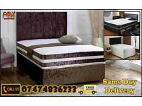 Divan Bed in All Colors T