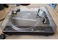 Audio-Technica AT-LP120 Turntable