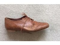 Ladies Brogue shoes SIZE 6
