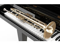 Trumpet/Piano lessons Cookstown £6/half hour!