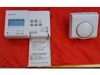 Honeywell programmer and Room stat