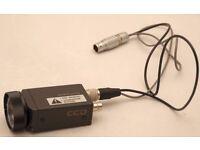 Hitachi CCD camera KP-M1E/K