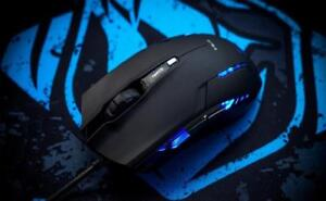 E-BLUE - Cobra II Entry Level Gaming Mouse - Black - EMS151BK