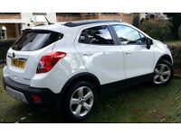 Vauxhall Mokka Exclusiv 4x4 (AWD) 1.4 turbo petrol with start/stop system FSH - HPI clear