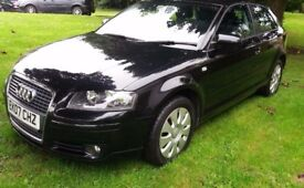 AUDI A3 TDI SPECIAL EDITION, 2007 07