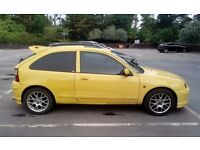 03 PLATE YELLOW MG ZR+ FOR SALE