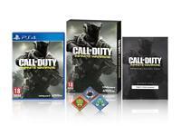 SEALED! Call Of Duty Infinite Warfare Plus Edition NEW SEALED inc Hellfire Camo PS4 PlayStation 4