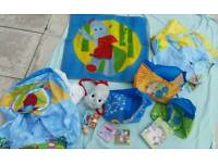 Iggle piggle in the night garden chair toy