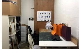 Small studio/workshop, 107C, Netil House, Hackney, Shoreditch, East London E8