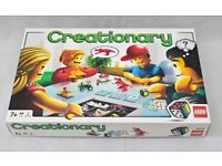 LEGO 3844 CREATIONARY BRAND NEW IN BOX SEALED RARE & RETIRED SET