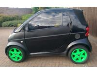 Smart Car Cheap 600cc convertible