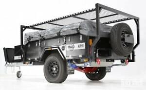2020 BLACK SERIES ALPHA OFF ROAD CAMPER TRAILER GIC Acacia Ridge Brisbane South West Preview