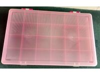 Large Storage Box with 24 compartments