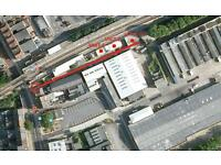 Large multi purpose industrial unit to let.