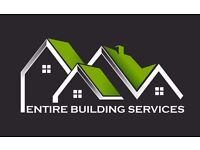 Professional, friendly, passionate Building and Maintenance company