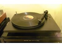 ProJect Essential Turntable (Virtually unused/new condition. Boxed with all accessories)