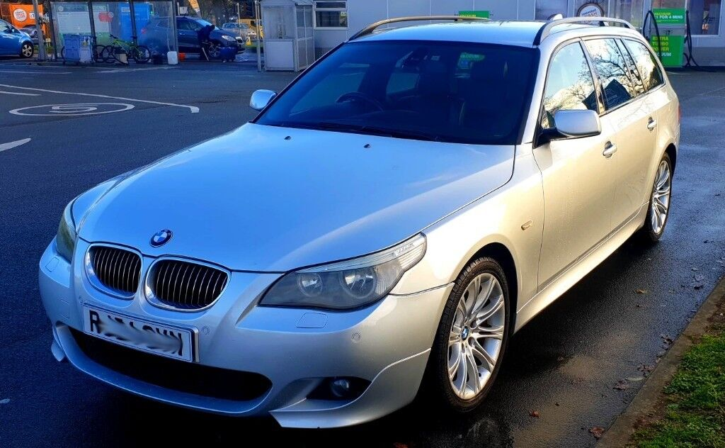 Bmw 535d Msport touring 54 plate | in Leicester, Leicestershire | Gumtree
