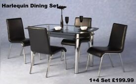 BRAND NEW DINING SETS,TABLE & CHAIRS FAST DELIVERY BRADFORD