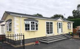 Chalet park home mobile home SOLD
