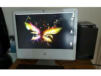 "Imac 24""+samsung s6 for one car"