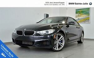 2014 BMW 435i xDrive + Manuelle + M Performance