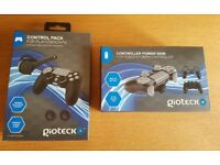 PS4 Bluetooth Headset & Online Controller Pack Boxed £5