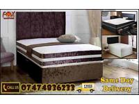 Divan Bed in All Colors yGSQ