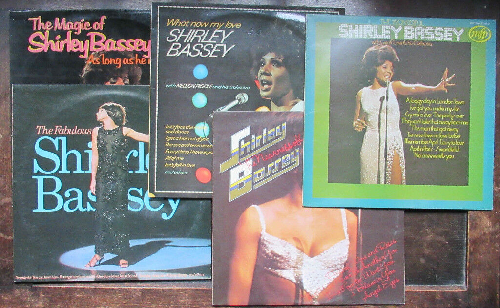 The Songs of Shirley Bassey