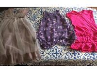 Girls 9-10 years clothing bundle