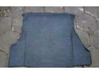 Ford Mondeo Mk3 01-07 rear load spare wheel floor cover boot floor - £15