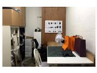 Studio 107C: Creative Studio / Workshop / Office / Space in Netil House, London Fields, Hackney.