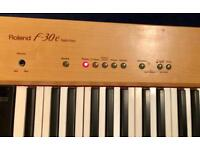 Roland F-30e Digital Piano
