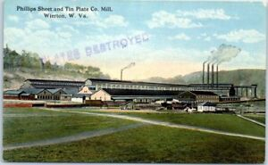 Weirton, West Virginia Postcard