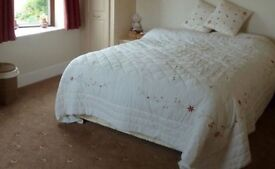 A DOUBLE ROOM TO RENT IN MANOR PARK