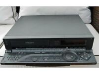 Panasonic NV-HS1000 High end Super -VHS cassette recorder .