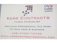 Kerr Tiling Contracts