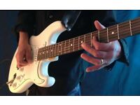 Guitar Tuition - Electric and Acoustic. Beginner to advanced. RGT registered for LCM gradings.