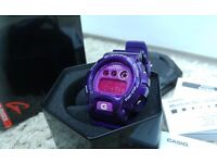 G-Shock Purple DW6900 Purple