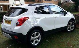 Vauxhall Mokka Exclusiv 4x4 (AWD) 1.4 turbo petrol with start/stop system FSH - HPI clear