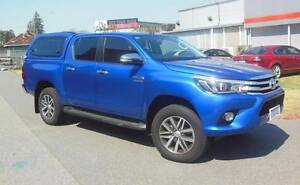 Premium Steel Ute Canopy for Latest Hilux Welshpool Canning Area Preview