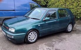 Dragon Green 1997 Golf MkIII 2.8 VR6 Manual (AAA) - Spare or Repairs - 134k miles approx