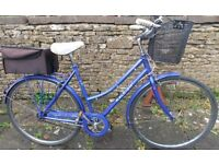 """Raleigh Caprice 21"""" Ladies 3speed used Bike in Excellent Condition"""