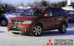 2013 Dodge Journey R/T! 7 SEATER! DVD! HEATED LEATHER!