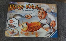 Bugs in the Kitchen Hex Bug Game
