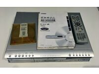 Toshiba HDD/DVD Video Recorder CD Player RD-XS32SB with Remote